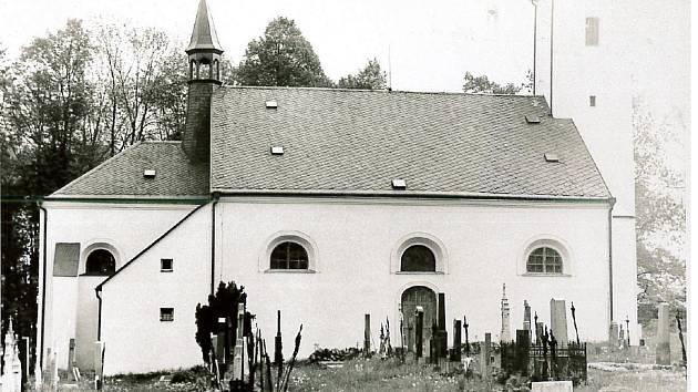 Rekonstrukce kostela Nanebevzetí P. Marie v Potštátě