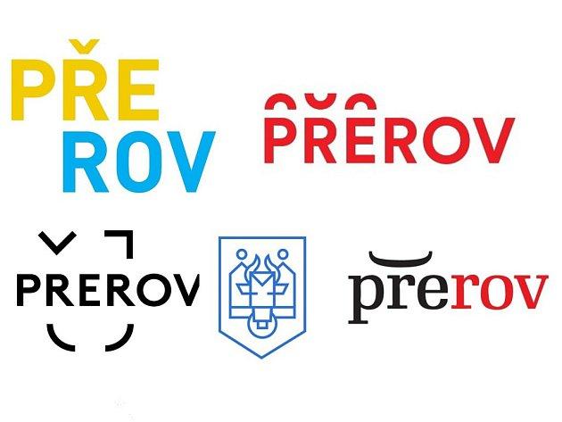Přerov vybírá nové logo – finálové návrhy