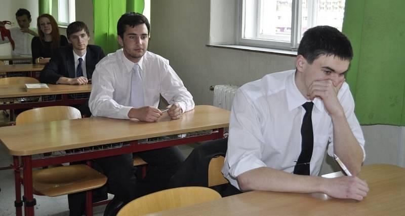 Státní maturita na Střední průmyslové škole v Přerově