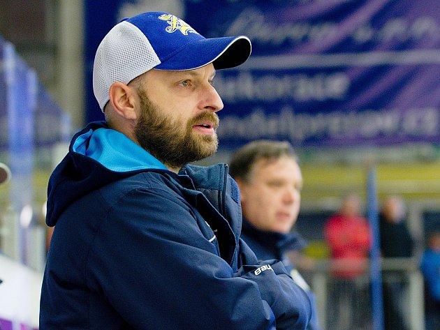 Sportovní manažer přerovských Zubrů Pavel Hanák