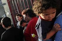 Přerovští Romové. Ilustrační foto