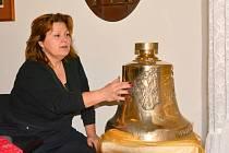 Zvonaři v Brodku u Přerova uspořádali vánoční výstavu