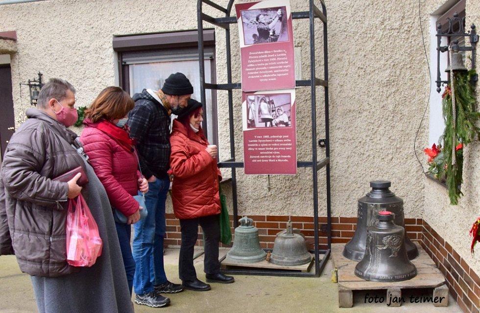 Umělecké zvonařství v Brodku u Přerova slaví letos 70.výročí.