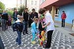 Zahájení školního roku v ZŠ J. A. Komenského v Předmostí