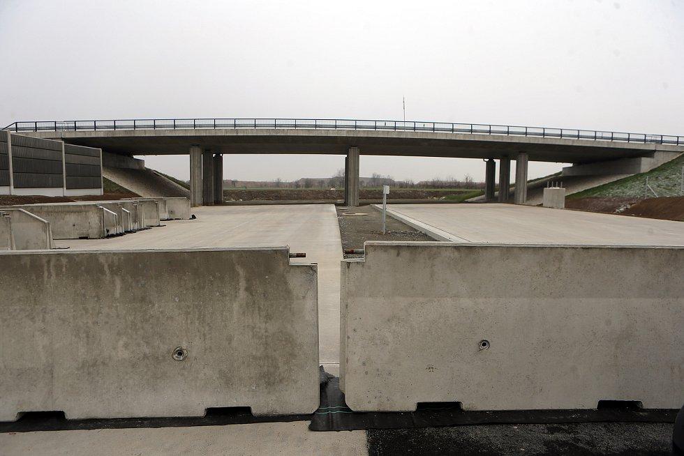 Nový úsek dálnice D1 Lipník - Přerov