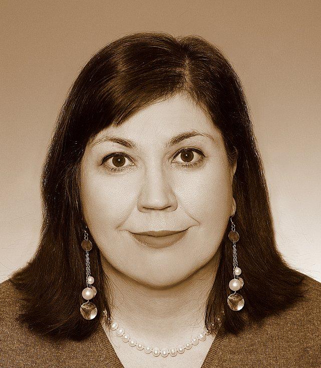 Spisovatelka Lenka Chalupová