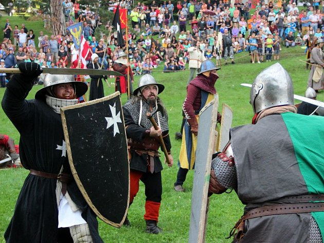 Dobývání Moravské brány ve Veselíčku