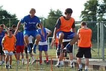Příprava fotbalistů 1.FC Viktorie Přerov na sezonu