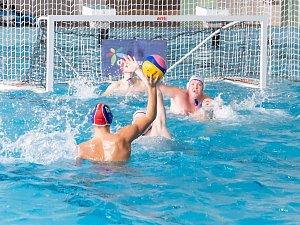 Turnaj Inter Cup 2018 reprezentačních výběrů U17 ve vodním póle v Přerově