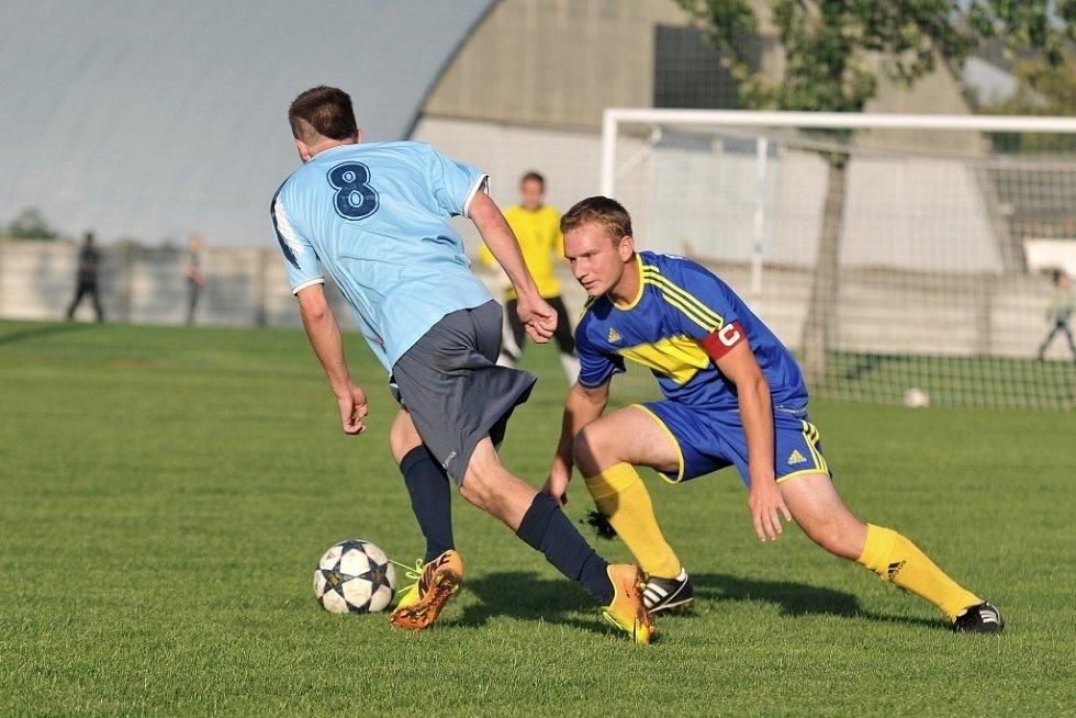FC Želatovice vs. FK Kozlovice
