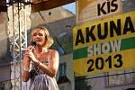 Akuna show 2013- Helena Vondráčková