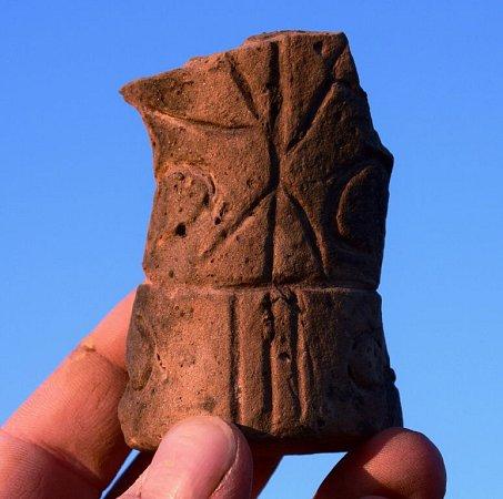Archeologové našli vLipníku unikátní plastiku zobdobí neolitu.