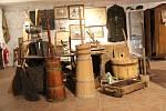 Muzeum Prosenice vzniklo na místě původního hanáckého gruntu.