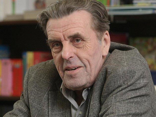 Filozof a spisovatel Jan Sokol