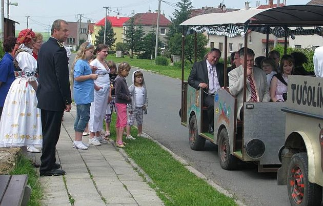 Tučín - prezentace uchazeče o titul Evropská vesnice roku