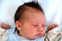 Lukášek Maga, Kojetín, narozen dne 19. prosince 2012 v Přerově, míra: 52 cm, váha: 3 780 g