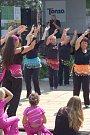 O dobrou zábavu se během vyhlašování vítězů soutěže Vesnice roku v Radslavicích postaraly místní taneční a hudební soubory.