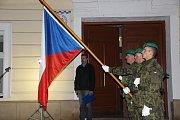 Den boje za svobodu a demokracii si připomněli ve čtvrtek 17. listopadu vpodvečer Přerované.