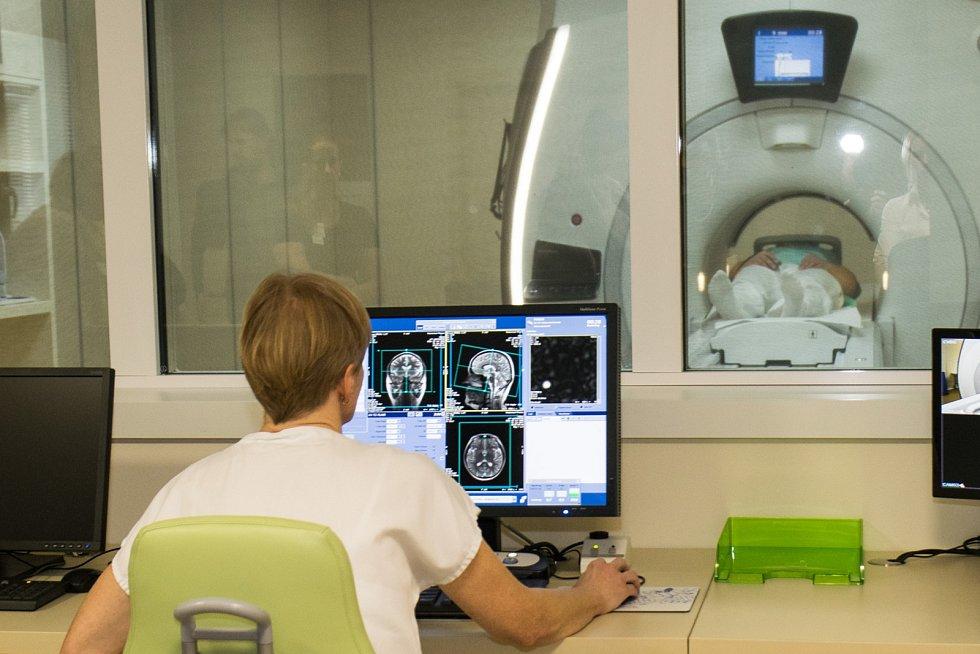V prvním pololetí letošního roku bylo ošetřeno na magnetické rezonanci v Přerově celkem 1508 pacientů