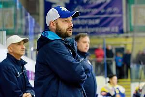 Sportovní manažer Pavel Hanák