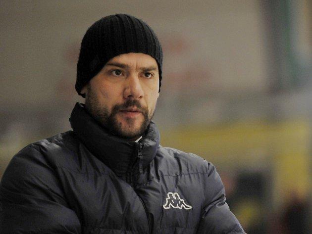 Vladimír Kočara, trenér HC ZUBR Přerov.