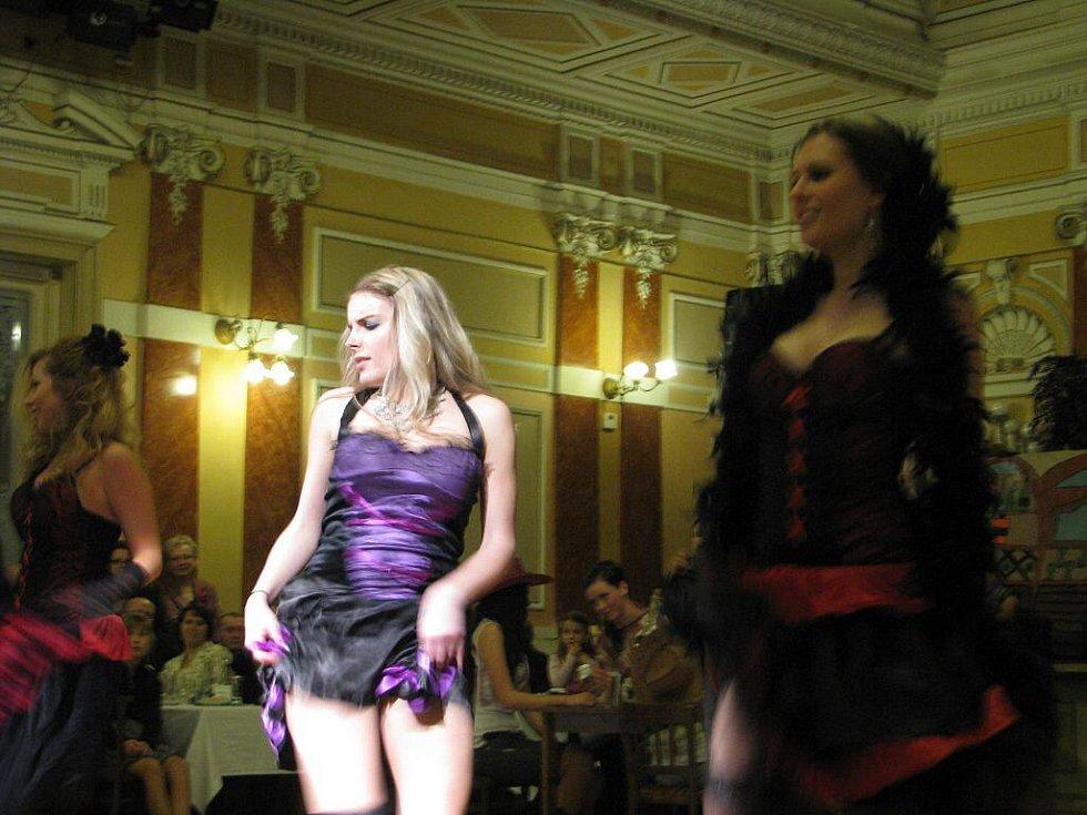 Stužkovací ples Oktávy Gymnázia Jana Blahoslava