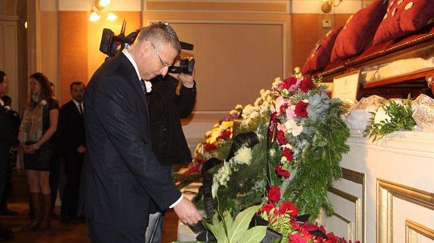 Poslední rozloučení s Paulem Rausnitzem