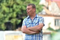 Trnér Kozlovic Roman Matějka