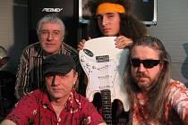 Přerovská skupina Jimi Hendrix Forever