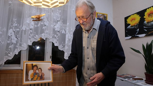 Tomáš Hradílek 13. den své protestní hladovky