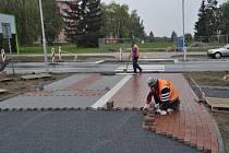 Stavba cyklostezky mezi Přerovem a Želatovicemi bude hotová dříve, než se předpokládalo.