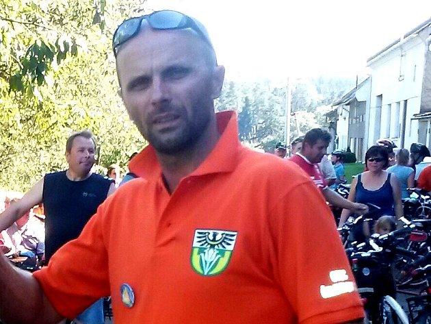 Zbyněk Pochyla, starosta obce Čelechovice