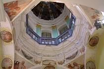 Obdivovat krásné fresky z období raného baroka lze v kapli sv. Josefa v Lipníku nad Bečvou. Ta byla postavena v roce 1695 za působení děkana Jiřího Balšánka jako součást městského špitálu sv. Anežky.