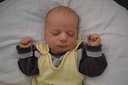 Marek Janovský, Dřevohostice, narozen 2. března vPřerově, míra 50 cm, váha 3650 g