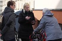 V ulicích Přerova probíhala anketa, která měla zjistit názory místních seniorů.