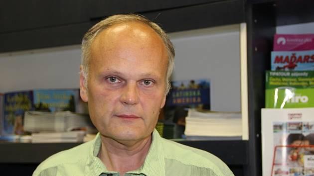 Majitel přerovské cestovní kanceláře Rialto Richard Šiška