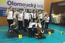 Lukostřelci SK Přerov uspěli i na 24. Zimním poháru města Přerova.