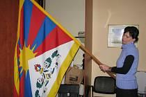 O tibetské vlajce už pro letošek přerovští radní rozhodli. Zůstane schovaná ve skříni