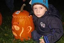 Halloweenský večer ve Středisku volného času Atlas a Bios v Přerově