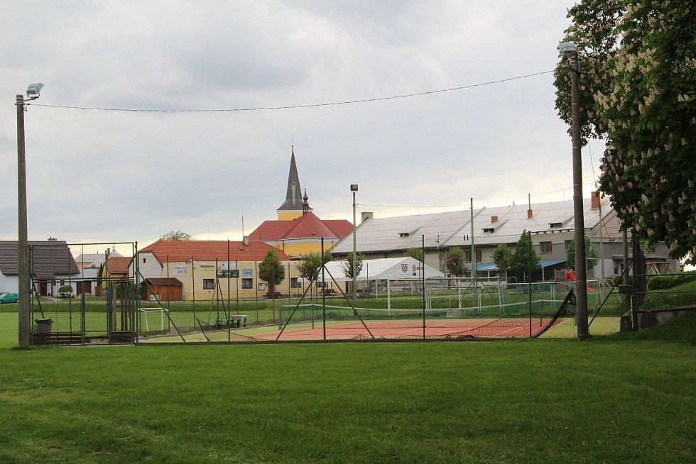 Pavlovice u Přerova.