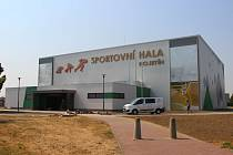 Nová sportovní hala v Kojetíně