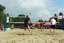 Na turnaji se utkají týmy místní i přespolní