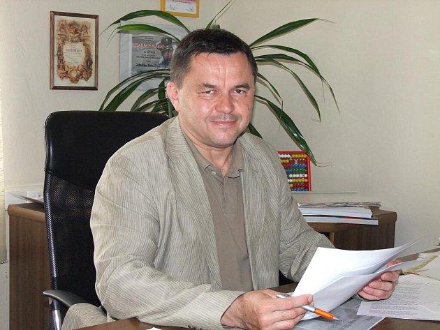 Poslanec Zdeněk Boháč