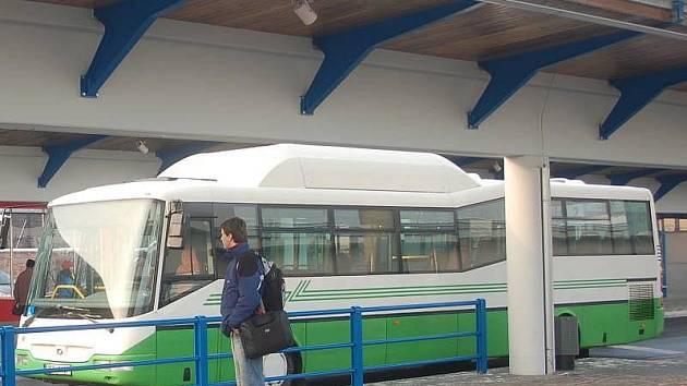 Ekoautobus v Přerově