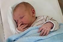 David Cvek, narozen 9. března 2019, míra  51 cm, váha 4068 g