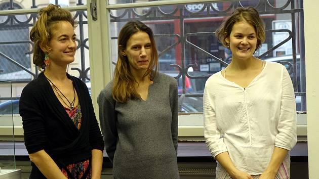 Domov mraků - takový je název výstavy, která začala v neděli v prostorách Výstavní síně Pasáž. Svou tvorbu na ní představily tři autorky - Kateřina Pěkná, Anna Sypěnová a Eliška Fialová.