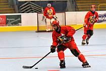 Přerovští inline hokejisté. Ilustrační foto