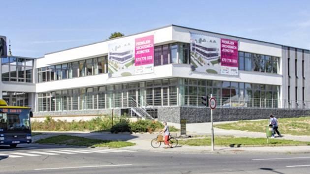 Rekonstrukce budovy na adrese Palackého 27 v Přerově