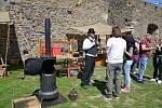 Velikonoční program na hradě Helfštýn
