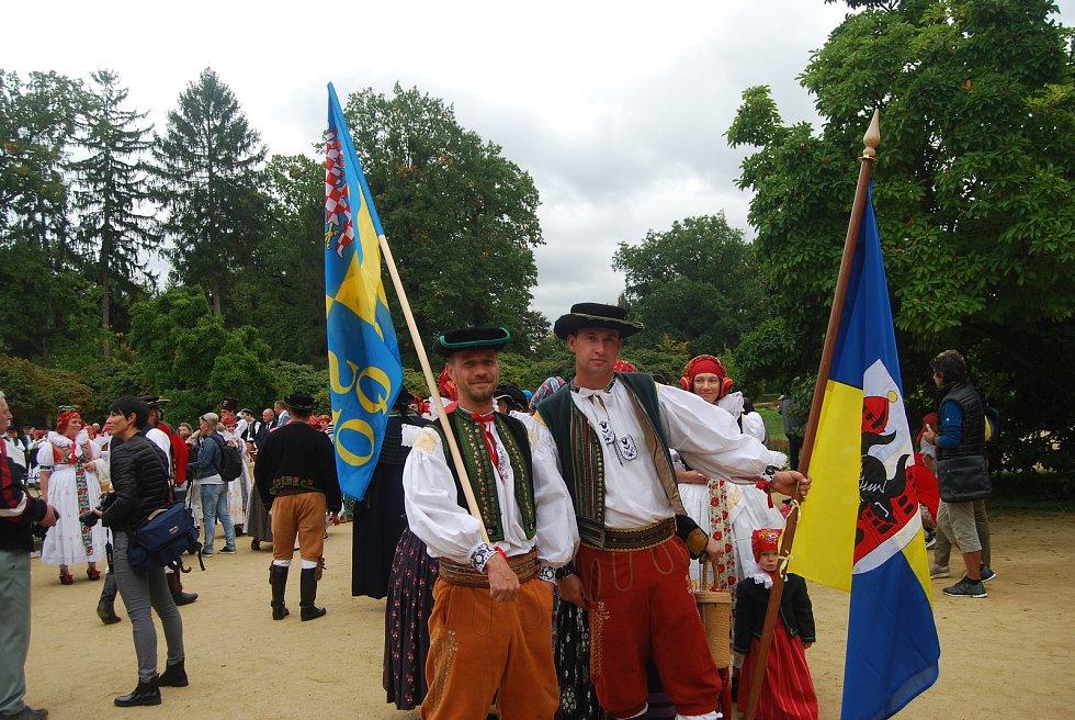Setkání Hanáků v Přerově